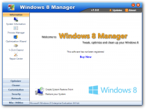 Windows 8 Manager  2.2.8 poster