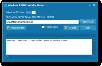 برنامج تثبيت ويندوز 8 من الفلاشة Windows 8 USB Installer Maker
