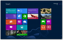 Windows 8  RTM Build 9200 / 8.1 poster