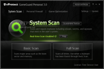 nProtect GameGuard Personal  3.0 poster