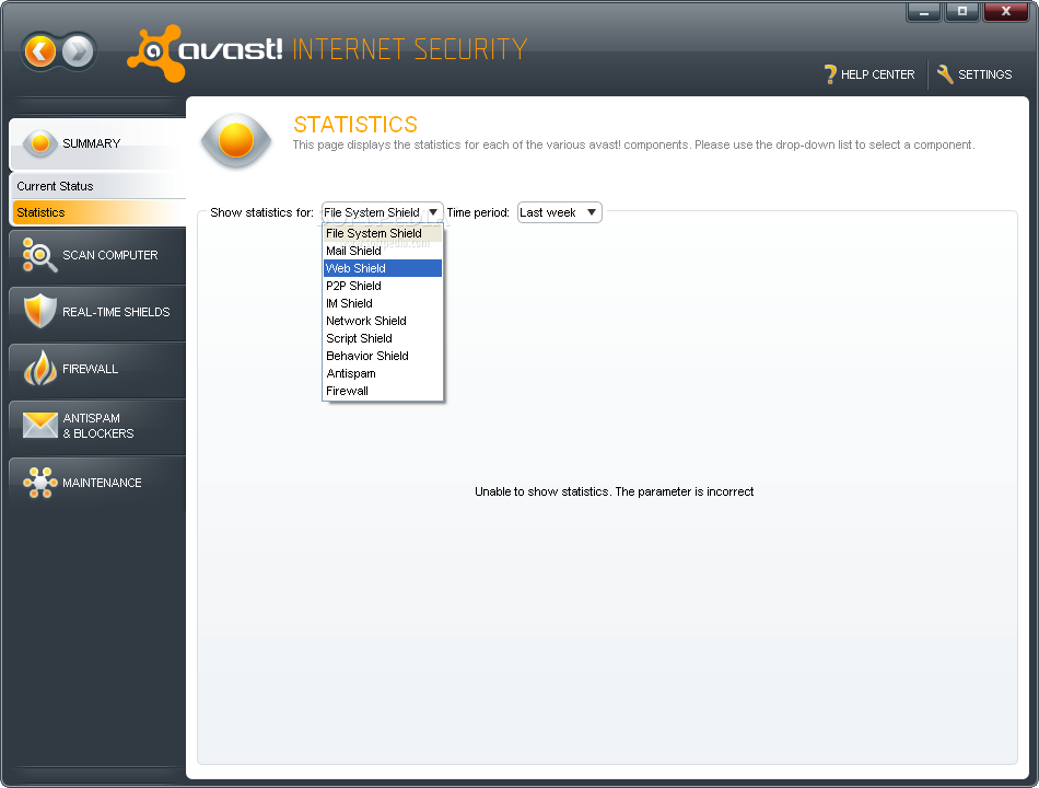 Avast! antivirus software provides complete virus protection for your compu