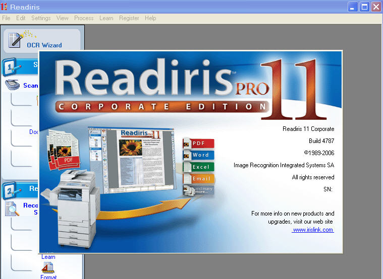 readiris pro v11 middle east edition