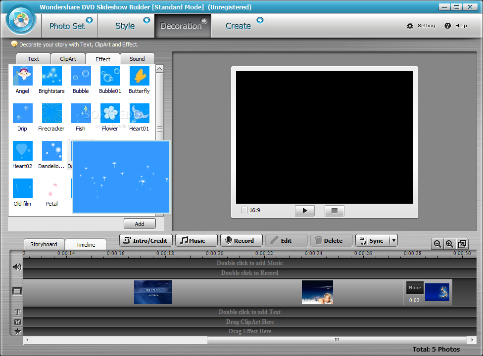 Is a powerful yet easy-to-use utility to create dvd photo album.