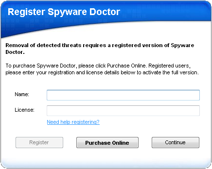 Install Spymaster Pro in five minutes and then get pc tools spyware doctor