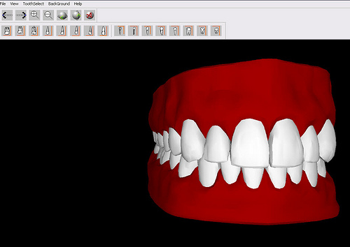 Dental anatomy 3d interactive tooth atlas