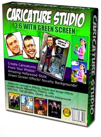 caricature studio 6.6